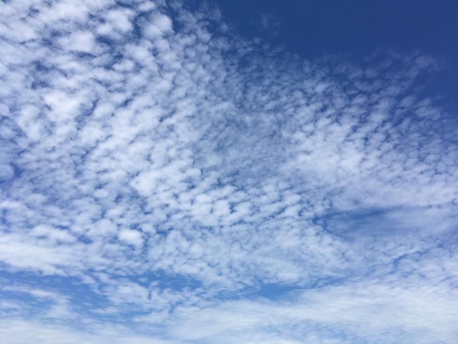 AK sky