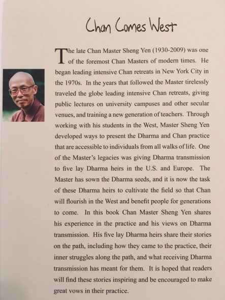 Chan Comes West (2nd ed.) back cover