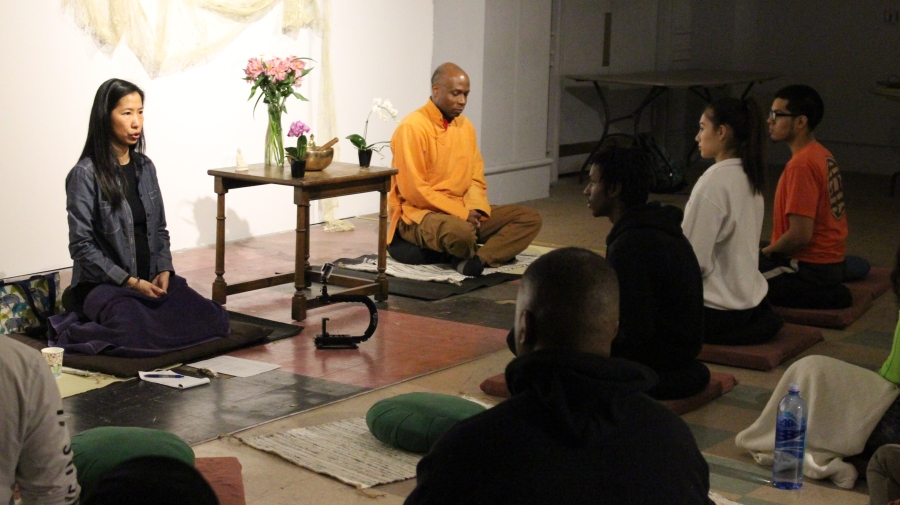 Retreat Dharma talk